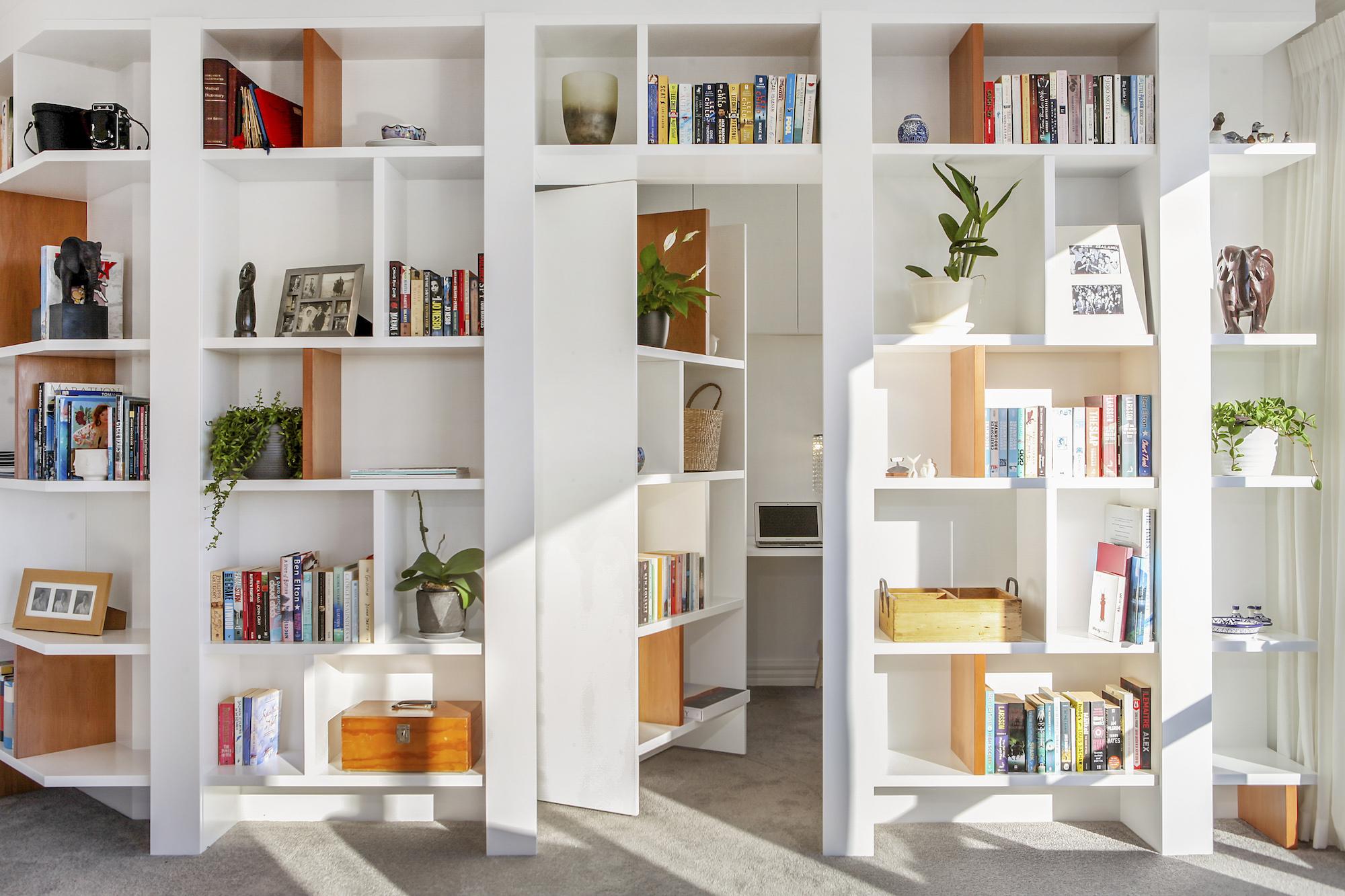 Bespoke Hidden Office